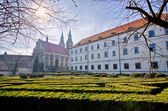 Silesian Piast Dynasty Castle in Brzeg, Poland — Stock Photo