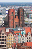 Church of Mary Magdalene, Wroclaw, Poland — Stockfoto