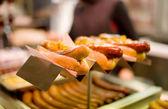 Hot-dog — Stock Photo