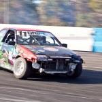 ������, ������: Toyota corolla AE 86 drifting