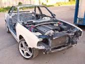 Cabrio (bmw e30) — Foto Stock