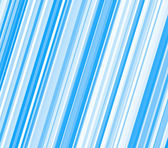 A background texture with blue and white diagonal stripes. — 图库照片