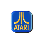 ATARI logo — Stock Photo
