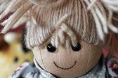 Funny doll . — Stockfoto