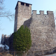 Zumelle medieval castle — Stock Photo