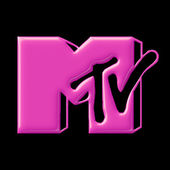 MTV logo — Stock Photo