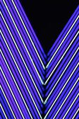 Blue neon lights absract background — Photo
