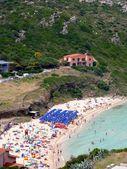Rena Bianca beach in Santa Teresa di Gallura — Stock Photo