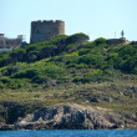Coast of St. Teresa in Summer - North Sardinia, Italy — Stock Photo #50163727