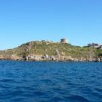 Coast of St. Teresa in Summer - North Sardinia, Italy — Stock Photo #50163901