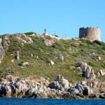 Coast of St. Teresa in Summer - North Sardinia, Italy — Stock Photo #50163939