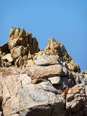Granite rocks of Sardinia, Italy — Stock Photo