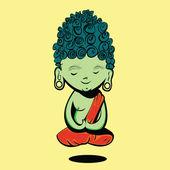 Buddah — Vecteur