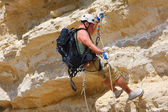 Climber — Stock Photo