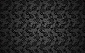 Black lace background — Stockvector