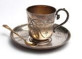 稀有银杯 — 图库照片