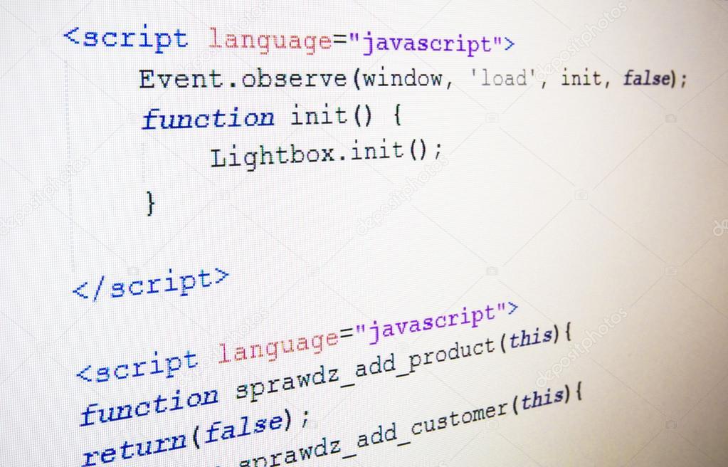 The Process of Java and Writing JavaScript - Maret School - Advanced