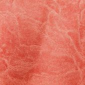 Red worn leather texture background — Foto Stock