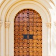 Church entrance — Stock Photo