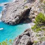 Bay in Mediterranean Sea — Stock Photo #21680427