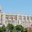 Stock Photo: Cathedral in Spain