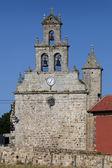 Church of Orzales, Campoo de Yuso, Cantabria, Spain — Stock Photo