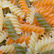 Royalty-Free Stock Photo: Uncooked Italian Spiral Pasta