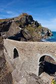 сан-хуан-де-гастелугаче остров, бискайя, страна басков, испания — Стоковое фото
