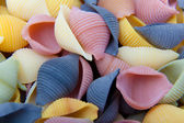 Uncooked Italian Pasta — Stock Photo