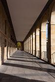 La avenida de arcos, vitoria, alava, país vasco, españa — Foto de Stock