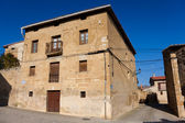 Street of Sajazarra, La Rioja, Spain — Stock Photo