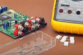 Electronic repair — Stock Photo