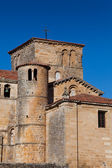 Santa Juliana collegiate church, Santillana del Mar, Cantabria, — Stock Photo