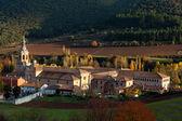 Monasterio de yuso, san millán de la cogolla, la rioja, españa — Foto de Stock