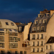 Architecture of Paris, France — Stock Photo