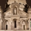 Stock Photo: Sacre Coeur, Montmartre, Paris, France