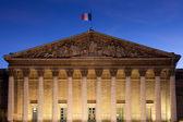 National assembly, Paris, France — Stock Photo