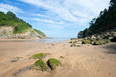 Beach of EA, Bizkaia, Basque Country, Spain — Stock Photo