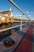 Port of Getxo, Bizkaia, Basque Country, Spain — Stock Photo
