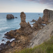 Stock Photo: Urros, Liencres, Cantabria, Spain
