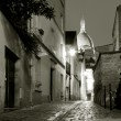 Street of Montmartre, Paris, Ile de France, France — Foto Stock