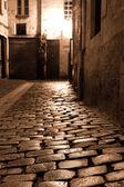 Street of Bordeaux, Gironde, Aquitaine, France — Stock Photo