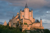 Alcazar of Segovia, Castilla y Leon, Spain — Stock Photo