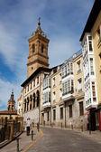 Center town of Vitoria, Alava, Basque Country, Spain — Stock Photo