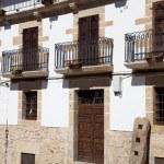 House of Candelario, Salamanca, Castilla y Leon, Spain — Stock Photo