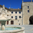 Monastery of Las Huelgas, Burgos, Castilla y Leon, Spain — Stock Photo #20098591