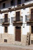 Casa di candelario, salamanca, castilla y leon, Spagna — Foto Stock