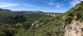 Ebro Canyons, Pesquera de Ebro, Burgos, Castilla y Leon, Spain — Stock Photo