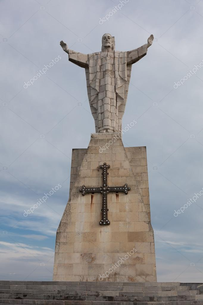 Sagrado Corazon de Jesus, Oviedo, Asturias, Spain — Stock Photo #20093237