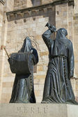 Cathedral of Zamora, Castilla y Leon, Spain — Stock Photo
